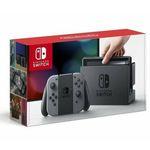 Nintendo Switch Konsole in Grau für 272,55€ (statt 299€)