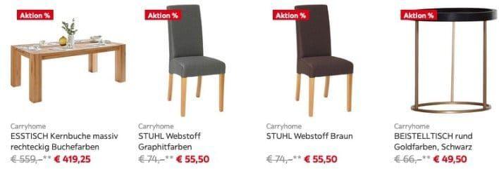 XXXLutz Online Shop mit 25% auf viele Artikel + weitere 10% mit Gutschein