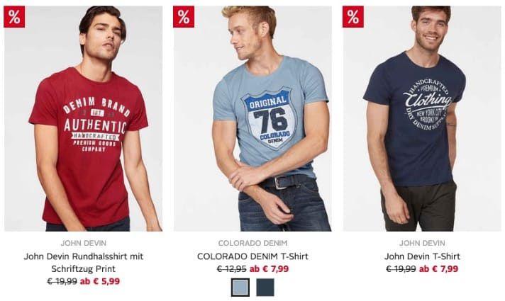 Otto.de mit bis zu 50% Rabatt auf viele Marken wie Hilfiger, Bench usw. + 10% Extra auf Mode und Multimedia