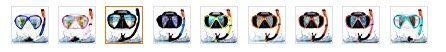 Snowledge Schnorchel Set in vielen Farben für 17,99€ (statt 36€)