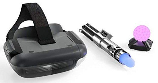 Lenovo Star Wars: Jedi Challenges AR Set für 53,79€ (statt 82€)
