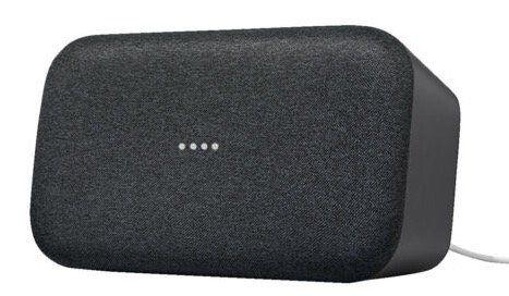 Google Home Max Smart Speaker mit Sprachsteuerung für 199,99€ (statt 270€)