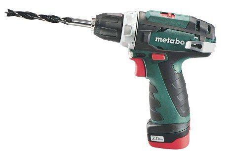 Metabo PowerMaxx BS Basic 10,8V Akkuschrauber + 2 x 2 Ah Akkus + Koffer für 71,19€ (statt 91€)
