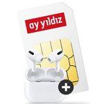 Apple AirPods Pro + o2 Allnet-Flat von Ay Yildiz mit 4,5GB LTE für 14,99€ mtl.