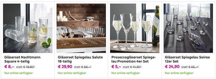 🔥 20% Rabatt bei Mömax auf Gläser, Kochutensilien & Essgeschirr (MBW 15€)   z.B. Rösle oder Spiegelau