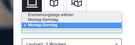 2 Wochen Frankfurter Allgemeine Zeitung + evtl. Sonntagszeitung digital gratis