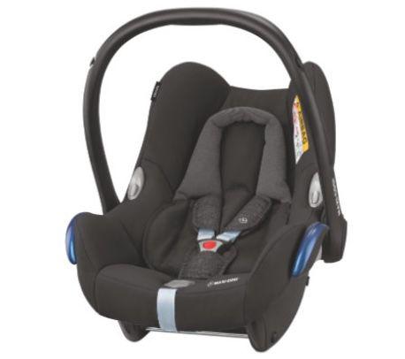 Maxi-Cosi CabrioFix Babyschale in Nomad Black für 81,89€ (statt 121€)