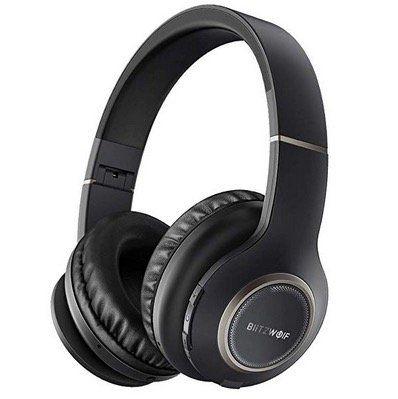 BlitzWolf Bluetooth Kopfhörer Faltbarer mit 20 Stunden Spielzeit für 17,49€ (statt 25€)   Prime
