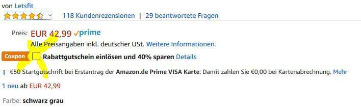Letsfit   Bluetooth mini Kopfhörer in Ladestation für 28,78€ (statt 43€)