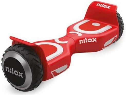 Nilox DOC 2 Hoverboard in red/white für 149€ (statt 198€)