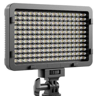 ESDDI 176 dimmbare LED Videoleuchte Panel für z.B. DSLR Kameras für 22,99€ (statt 35€)