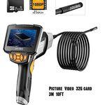 Pancellent Digitales Industrie Endoskop FullHD für 64,25€ (statt 108€)