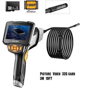 Pancellent Digitales Industrie Endoskop FullHD für 78,59€ (statt 131€)