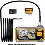 Pancellent Digitales Industrie-Endoskop mit 4,3″ FullHD-Farbdisplay für 55,49€ (statt 111€)