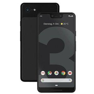 GOOGLE Pixel 3 XL mit 64GB in Just Black für 518,14€ (statt 614€)