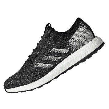 adidas Laufschuhe PureBoost in Schwarz Weiß für nur 69,95€ (statt 80€)