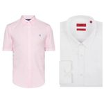 Marken-Herren-Hemden mit 20% Rabatt z.B. Hilfiger, BOSS, JOOP!, Ralph Lauren uvm…