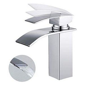 Homelody Wasserhahn Wasserfall für 25,99€ (statt 41€)