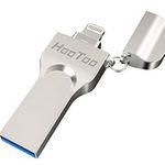 HooToo 64GB USB 3.0-Stick mit Lightning Stecker für 37,99€ (statt 43€)