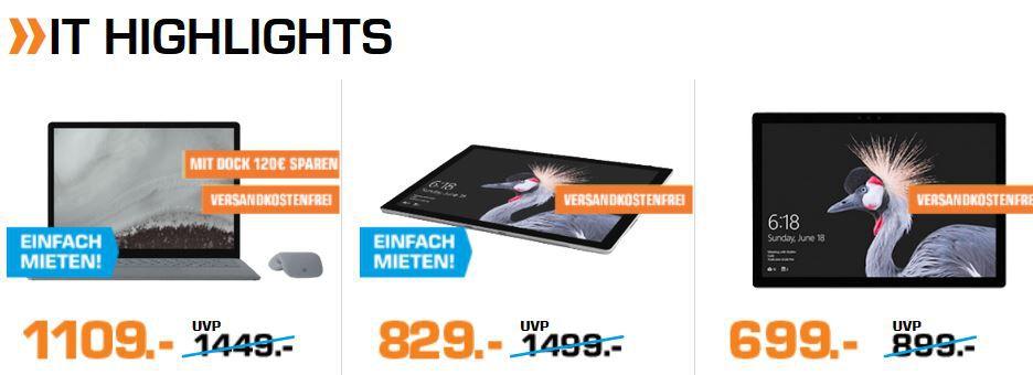 Saturn Late IT Nacht: günstige Rechner z.B.  ACER Aspire 3   15.6 Notebook Core i3  4GB 1TB HDD für 299€ (statt 362€)