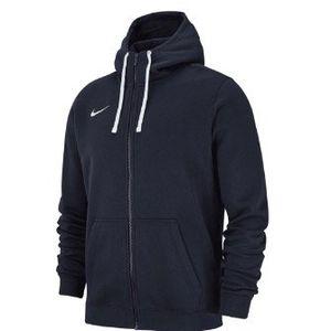 Nike Kapuzenjacke Team Club 19 Fleece Hoody in verschiedenen Farben für 26€ (statt 30€)