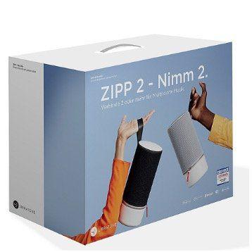 Multiroom Starterset mit 2x Libratone ZIPP 2 Lautsprechern für 291,95€ (statt 347€)
