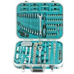 Makita Werkzeug-Set 227-teilig P-90532 mit Koffer für 89,95€ (statt 99€)