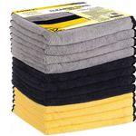 MATCC Microfasertücher 12er Pack 40x40cm für 18,99€ (stattt 27€)