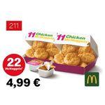 Endlich wieder McDonalds Gutscheine – gültig bis zum 14. Juli 2019