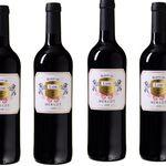 Barón de Lión 6 Flaschen spanischer Merlot Rotwein für 24,94€ (statt 45€)