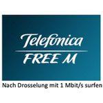 o2 Free M mit 10GB LTE für 14,99€ mtl. – danach mit 1MBit weitersurfen