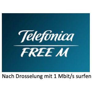 o2 Free M mit 10GB LTE für 14,99€ mtl.   danach mit 1MBit weitersurfen