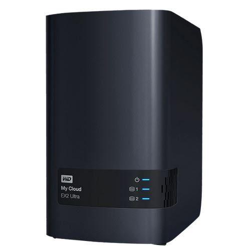Media Markt Speicher Tiefpreisspätschicht   günstige Festplatten & Co. z.B. WD My Cloud EX2 Ultra 4TB extern für 222€ (statt 244€)