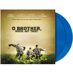 VARIOUS   O Brother Where Art Thou (blaue limitierte Version) als Vinyl für 24,99€ (statt 35€)