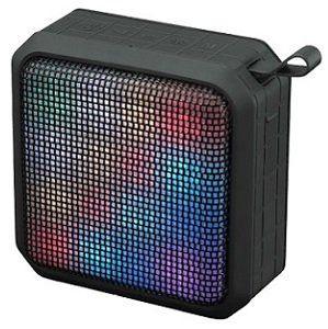 PEAQ PPA34BT B tragbarer Bluetooth Lautsprecher in schwarz für 19€ (statt 29€)