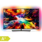 Philips 55PUS7101 – 55 Zoll smart UltraHD TV mit 3 Seiten Ambilight für 606€ – eBay Plus nur 556€