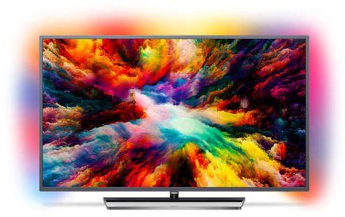Philips 55PUS7393   55 Zoll smart UltraHD TV mit 3 Seiten Ambilight für 509€ (statt 560€)