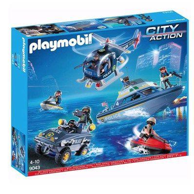 Playmobil 9043 S.W.A.T. Mega Set für 29,99€ (statt 44€)