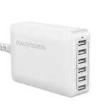 RAVPower USB Ladegerät RP-PC028 6-Port 60W für 16,98€ (statt 22€) – bei Prime keine VSK