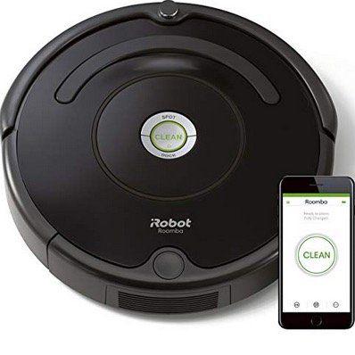 iRobot Roomba 671 Saugroboter für 199,99€ (statt 275€)