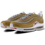 Nike Air Max 97 Herren Sneaker (Metallic Gold-University / Ale Brown) für 97,49€ (statt 129€)