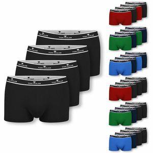Tom Tailor Boxershorts 4er Pack für 26,99€ (statt 30€)