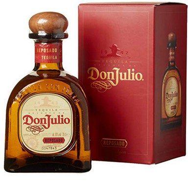 Don Julio Reposado Tequila (1x 0,7 Liter) für 31,99€ (statt 38€)