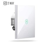 Smart WiFi 2-Wege Wandschalter mit Alexa, Google & IFTTT-Unterstützung für 19,49€ (statt 30€)