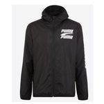 Puma Rebel Windbreaker Jacke für 23,72€(statt 60€) – nur M und L