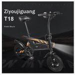Faltbares E-Bike Ziyoujiguang T18 mit 250W Motor für 333,95€ inkl. Versand aus PL