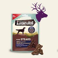 Purina Adventuros Hundeleckerlies Proben gratis anfordern