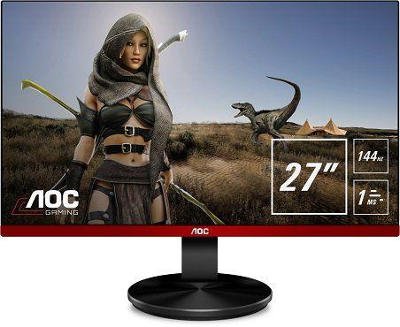 AOC G2790PX Full HD Gaming Monitor (1 ms Reaktionszeit, FreeSync, 144 Hz) für 244€ (statt 268€)