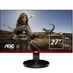 AOC G2790PX Full-HD Gaming Monitor (1 ms Reaktionszeit, FreeSync, 144 Hz) für 244€ (statt 268€)