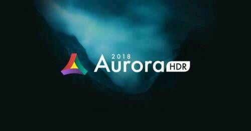 Aurora HDR 2018 kostenlos (statt 89€)